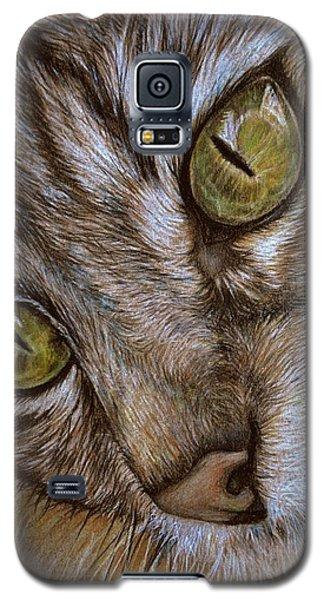 I See Galaxy S5 Case by Heidi Kriel