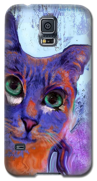 I See You Cat Galaxy S5 Case