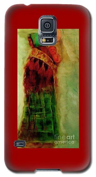 I Walk Galaxy S5 Case by FeatherStone Studio Julie A Miller