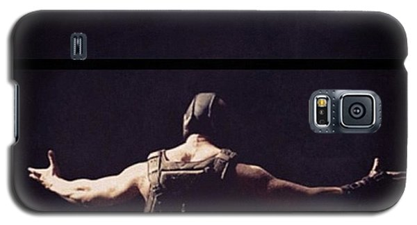 Superhero Galaxy S5 Case - I Want This Framed! #bane #batman by Georgina Hassan