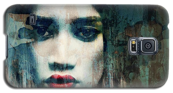 Galaxy S5 Case featuring the mixed media I Want To Know What Love Is  by Paul Lovering