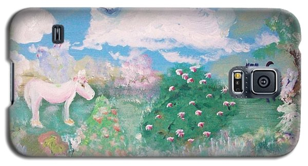 I Want To Play Too Galaxy S5 Case by Judith Desrosiers