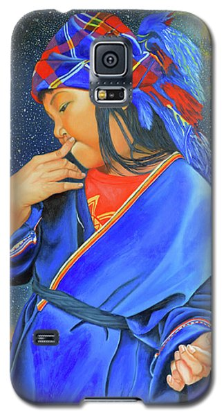 I Want To Put A Ding In The Universe Galaxy S5 Case