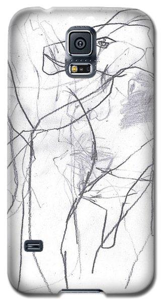 I Was Born In A Mine 10 Galaxy S5 Case