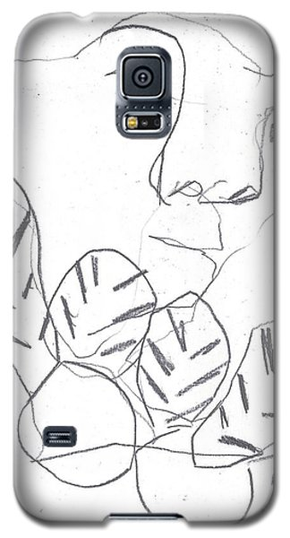 I Was Born In A Mine 2 Galaxy S5 Case