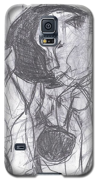 I Was Born In A Mine 3 Galaxy S5 Case