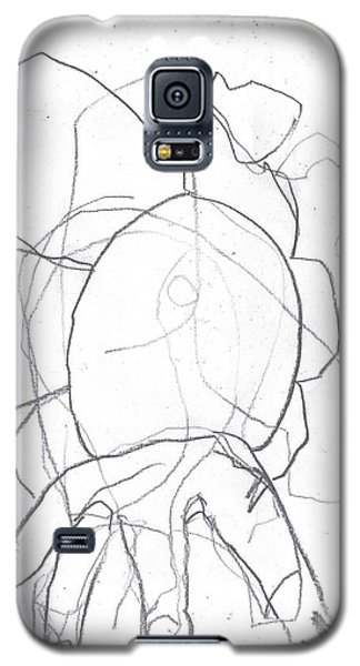 I Was Born In A Mine 6 Galaxy S5 Case
