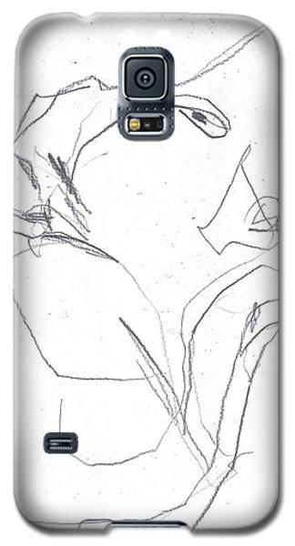 I Was Born In A Mine 7 Galaxy S5 Case