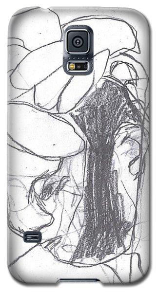 I Was Born In A Mine 8 Galaxy S5 Case