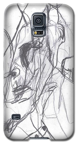 I Was Born In A Mine 9 Galaxy S5 Case