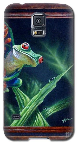 'i Was Framed' Galaxy S5 Case
