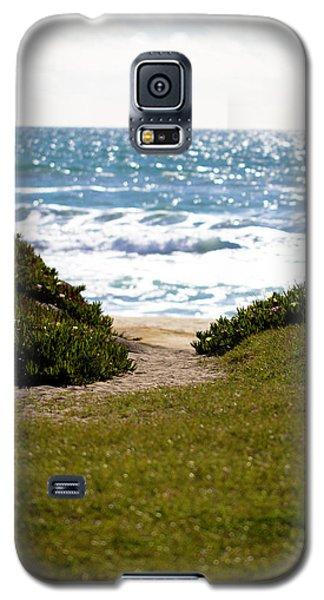 I Will Follow - Ocean Photography Galaxy S5 Case