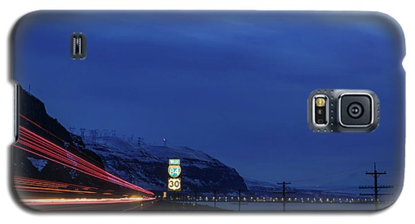 Galaxy S5 Case featuring the photograph I84 by Cat Connor