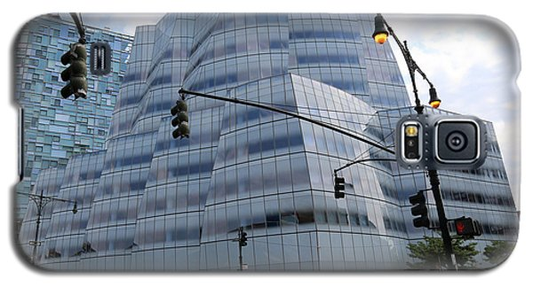 Iac Building By Frank Gehry In Chelsea Galaxy S5 Case