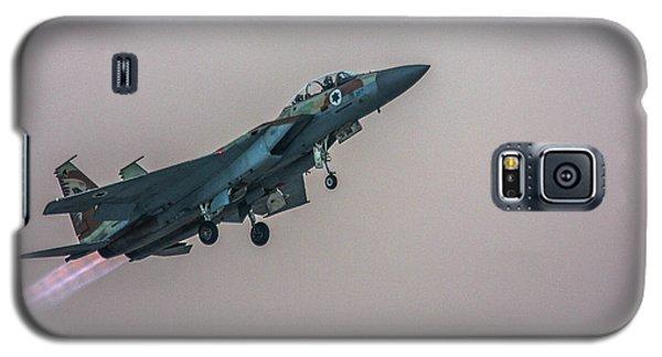 Iaf F-15i Ra'am Galaxy S5 Case by Amos Dor