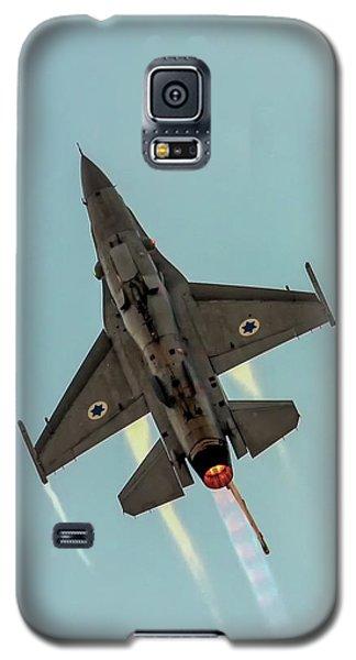 Iaf F-16i Sufa Galaxy S5 Case
