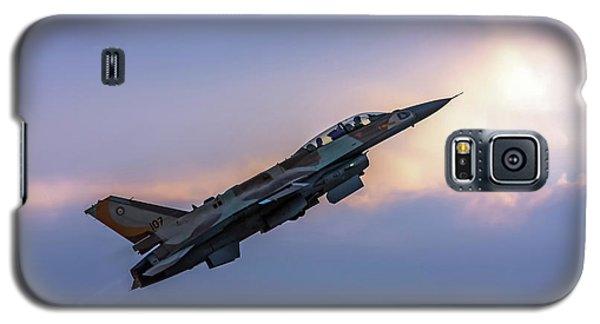 Iaf F-16i Sufa Nr. 107 Galaxy S5 Case