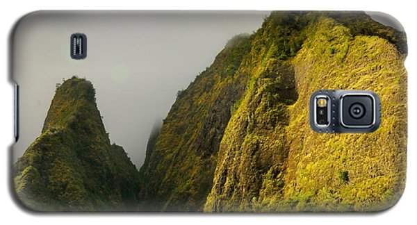 Iao Needle And Mountain Galaxy S5 Case