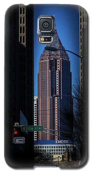 Ibm Tower Galaxy S5 Case