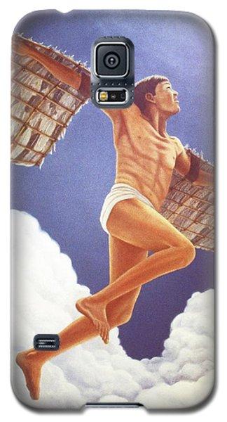Icarus Ascending Galaxy S5 Case