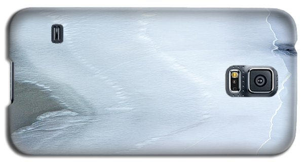 Ice Abstract 3 Galaxy S5 Case