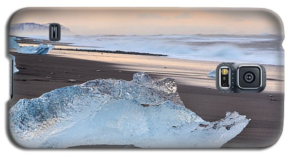 Ice Beach Galaxy S5 Case