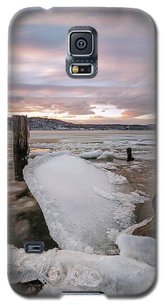 Ice Chips Galaxy S5 Case by Anthony Fields