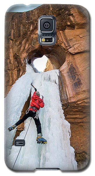 Ice Climber Galaxy S5 Case