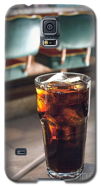 Galaxy S5 Case featuring the photograph Ice Cold Cola by Cindy Garber Iverson
