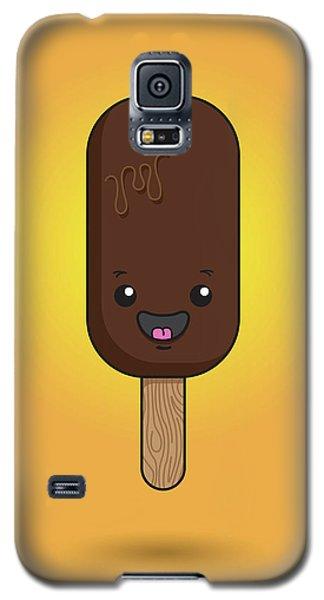 Ice Galaxy S5 Case - Ice Cream Time by Samuel Whitton