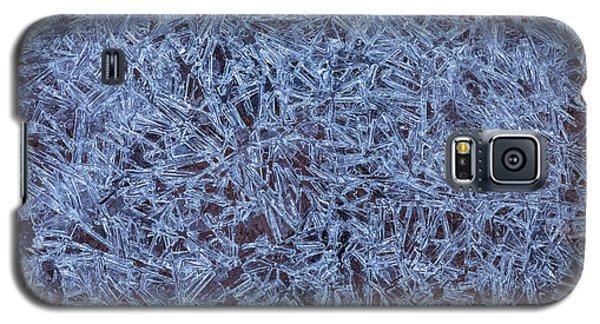 Ice Crystals Galaxy S5 Case