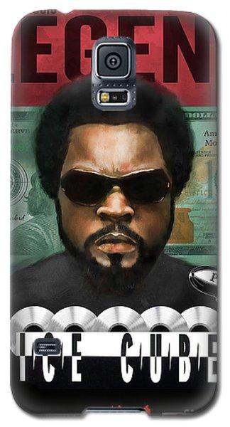Ice Cube  Galaxy S5 Case