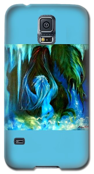 Dance Of The Winged Being Galaxy S5 Case