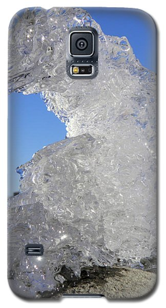Galaxy S5 Case featuring the photograph Ice Dragon by Sami Tiainen