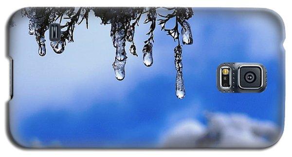 Ice Drops Galaxy S5 Case