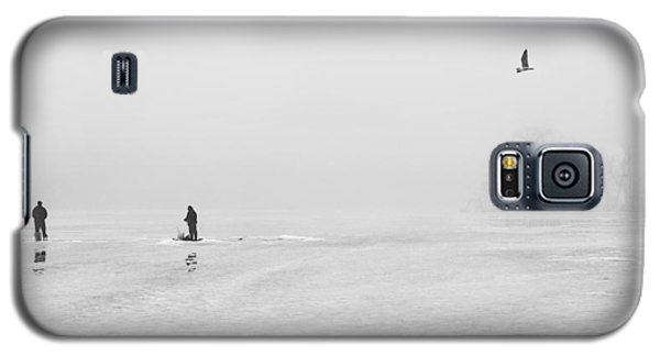 Ice Fishermen Galaxy S5 Case