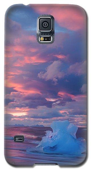 Ice Ignites Galaxy S5 Case