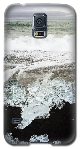 Cool Galaxy S5 Case - Ice In Iceland by Matthias Hauser