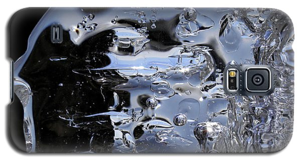 Galaxy S5 Case featuring the photograph Ice Man by Sami Tiainen