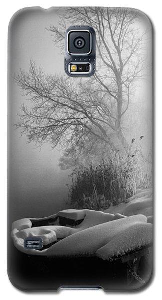 Ice Pier Galaxy S5 Case
