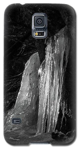 Icicle Of The Forest Galaxy S5 Case by Tatsuya Atarashi