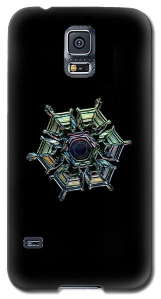 Ice Relief, Black Version Galaxy S5 Case