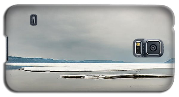 Ice Sheet Galaxy S5 Case by Dan Traun