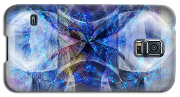 Ice Structure Galaxy S5 Case