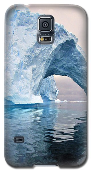 Iceberg Alley Galaxy S5 Case