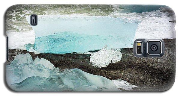 Cool Galaxy S5 Case - Iceberg Pieces Jokulsarlon Iceland by Matthias Hauser