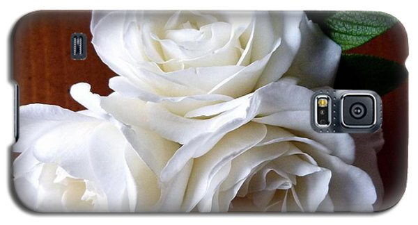 Iceberg Rose Trio Galaxy S5 Case