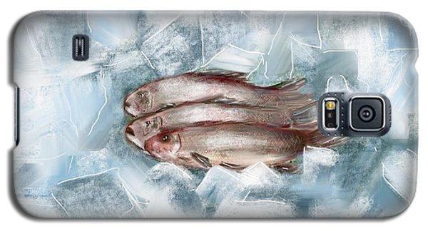 Iced Fish Galaxy S5 Case
