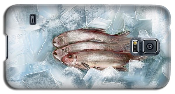 Iced Fish Galaxy S5 Case