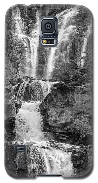Icefields Waterfall Galaxy S5 Case